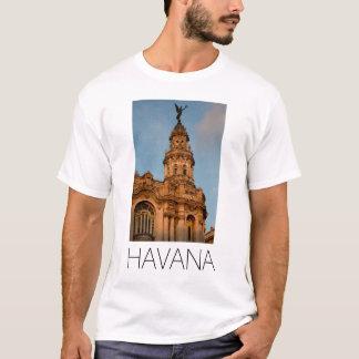 Old building Spire, Havana, Cuba T-Shirt