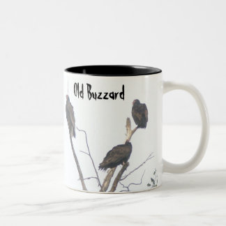 Old Buzzard Mug