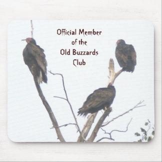 Old Buzzards Club Mousepad
