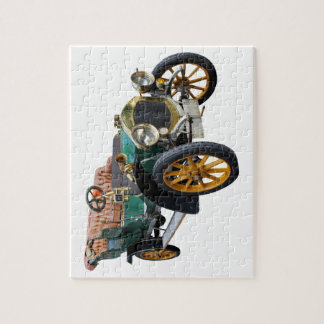Old Cabriolet Jigsaw Puzzle