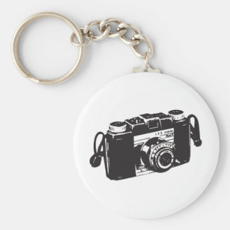 Old camera keychain