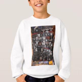 Old cameras sweatshirt