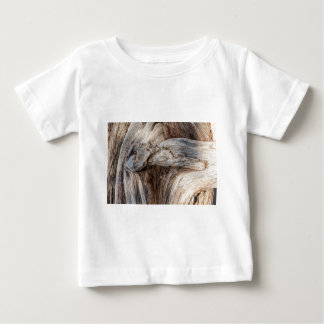Old Canyon Tree Texture Baby T-Shirt