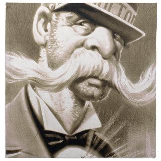 Old Captain Napkin
