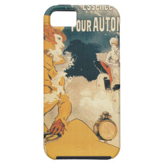 Old car automobile French advertisement iPhone 5 Cover