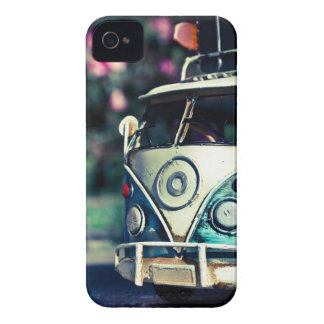 old car iPhone 4 Case-Mate cases