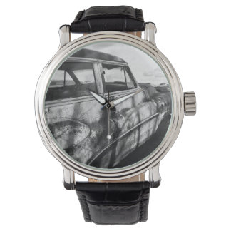 old car photography watch