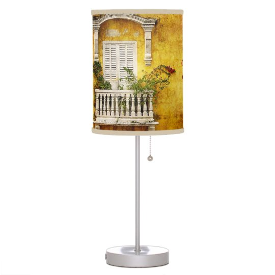 Old Cartagena Table Lamp