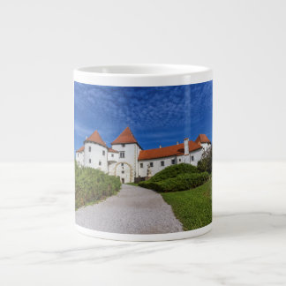 Old castle, Varazdin, Croatia Giant Coffee Mug