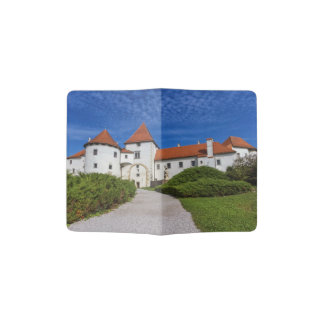 Old castle, Varazdin, Croatia Passport Holder