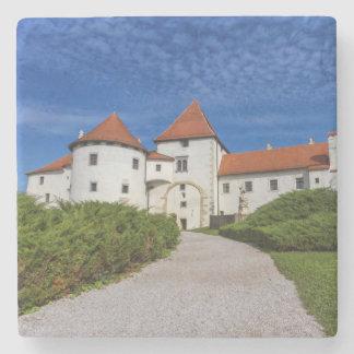 Old castle, Varazdin, Croatia Stone Beverage Coaster