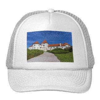 Old castle, Varazdin, Croatia Trucker Hat