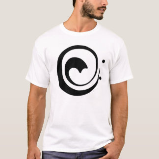 Old Cello Clef T-Shirt