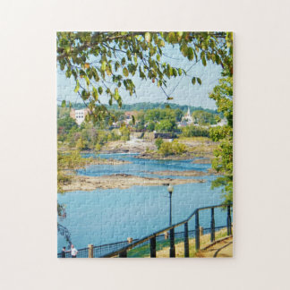 Old Chattahoochee Columbus Jigsaw Puzzle