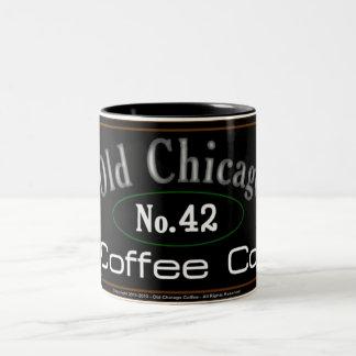 Old Chicago Coffee Mug