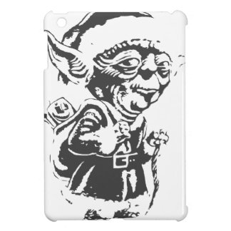 Old Christmas Elf Cover For The iPad Mini