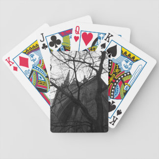 Old Church Playing Cards