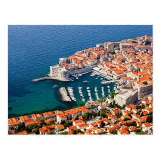 Old City of Dubrovnik Postcard