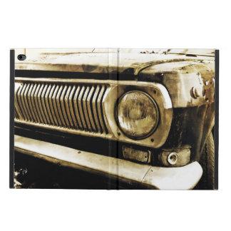Old Classic Car Headlights
