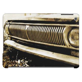 Old Classic Car Headlights iPad Air Cases