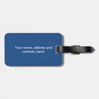 Old Coimbra University,Portugal Luggage Tag