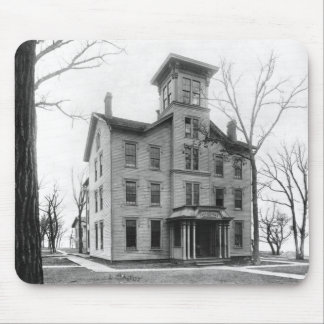 Old College, Evanston, built in 1855 Mouse Pad