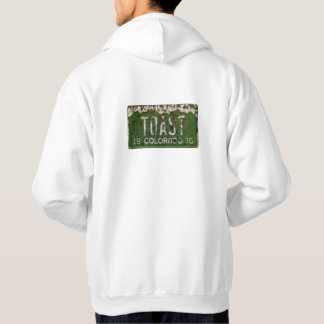 Old Colorado Pickup Truck  Hoodie - Toasted Autos
