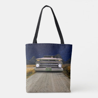 Old Colorado Pickup Truck  Toasted Autos Bag