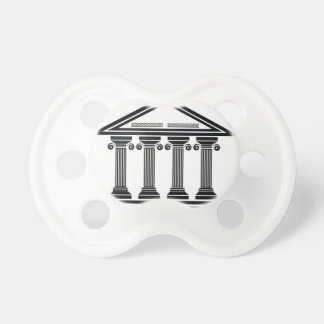 old columns pacifier