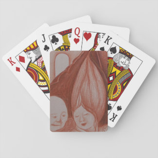 Old Comfort Art Deck of Playing Cards