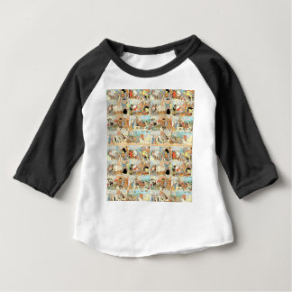 Old comic strip baby T-Shirt