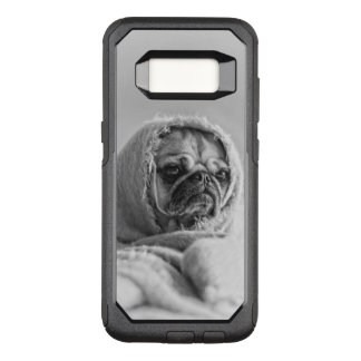 Old Country Pug OtterBox Commuter Samsung Galaxy S8 Case