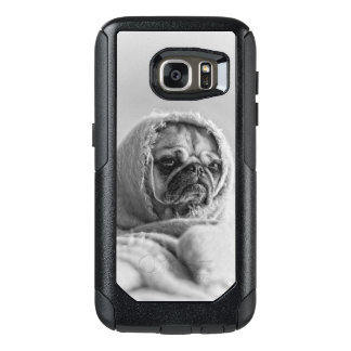 Old Country Pug OtterBox Samsung Galaxy S7 Case