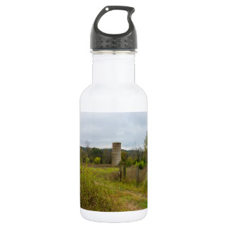 Old Country Silo Landscape 532 Ml Water Bottle
