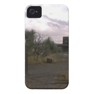 Old Country Western Ghost Town iPhone 4 Cover