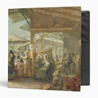 Old Covent Garden Market, 1825 3 Ring Binder
