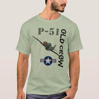 Old Crow P-51D T-Shirt