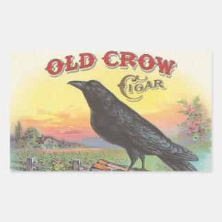 Old Crow Sticker