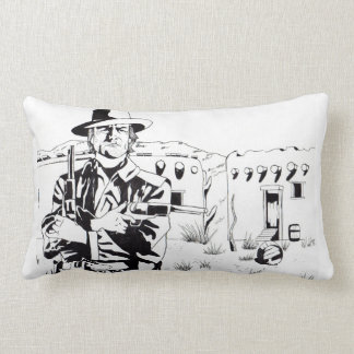 Old cushion West
