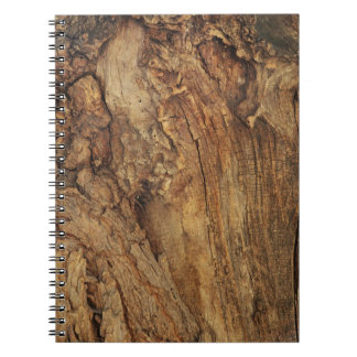 OLD DISTRESSED WOOD TEXTURE.jpg Notebooks