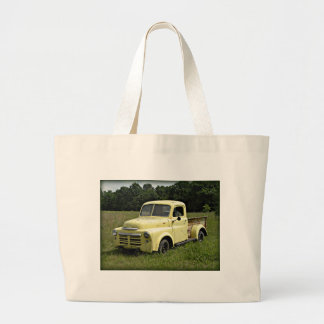 old dodge in MO Large Tote Bag