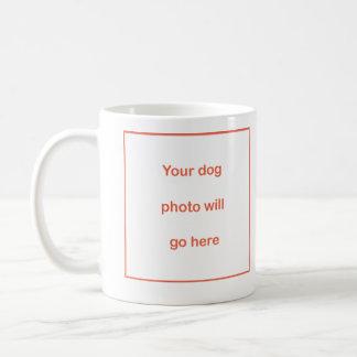 Old Dogster Photo & URL Mug
