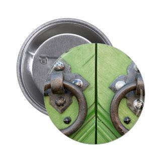 Old door 2 inch round button