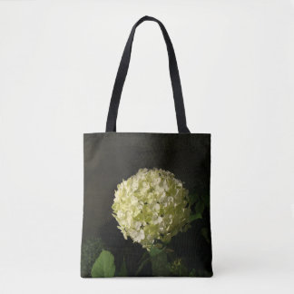 Old Dutch Annabelle Hydrangea Tote Bag