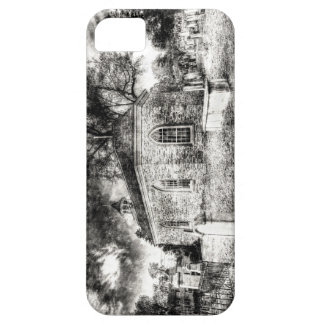 Old Dutch Church Of Sleepy Hollow Vintage Case For The iPhone 5