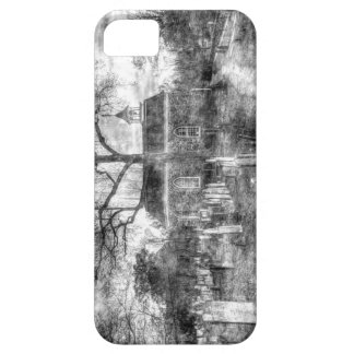Old Dutch Church Of Sleepy Hollow Vintage iPhone 5 Case
