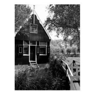 Old Dutch Cottage Postcard