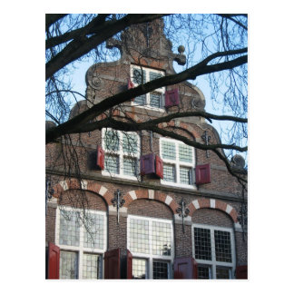 Old Dutch House Postcard