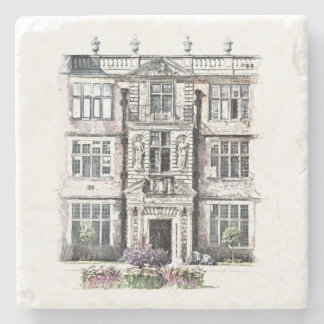 OLD ENGLAND STONE COASTER
