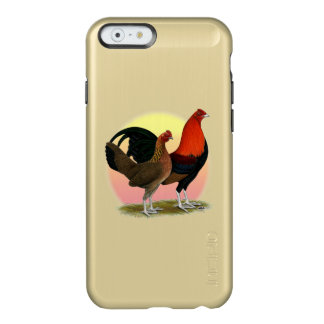 Old English Game Bantam:  BB Red Incipio Feather® Shine iPhone 6 Case